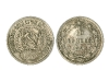 10 копеек 1921 года. Аверс и Реверс (серебро)