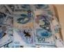 100 рублей Сочи 2014. Олимпийская банкнота. Ракурс