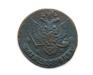 5 копеек 1780 года. Аверс. Медь. Екатеринбургский Монетный Двор
