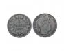 5 франков Луи-Филиппа I 1831-1848. Аверс и Реверс