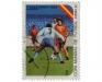 Чемпионат Мира по футболу 1982. Одна из блока марок
