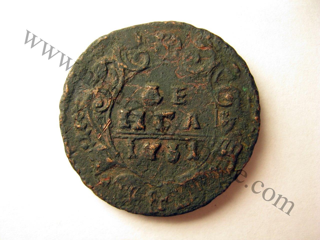 Денга 1731 года стоимость одной монеты монеты мексики 2017 года