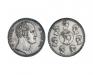 1,5 рубля 1836 года. Фамильный рубль Николая I. Поздний чекан