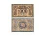 1000 рублей 1920 года. Грузинская республика