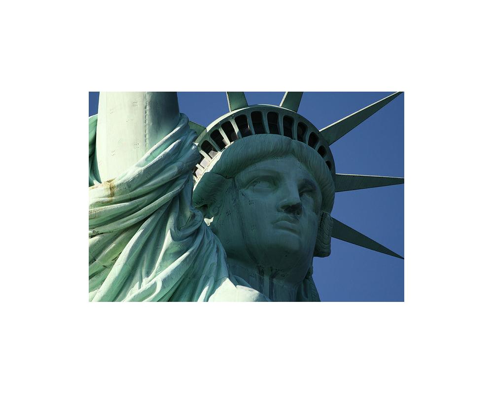 Статуя свободы. Национальный символ США