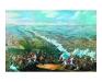 Картина: Денис Мартен. «Полтавская битва» (1726)