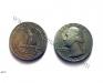 Четверть доллара (quarter dollar) 1970. Медно-никелевый сплав
