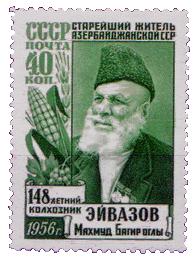 Махмуд Багир оглы Эйвазов