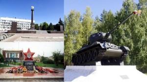 памятники Тихвина