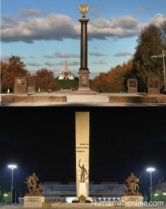 Памятники г. Брянск