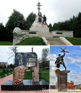 Памятники г. Малоярославец