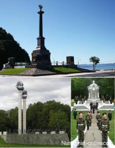 Памятники г. Петропавловск-Камчатский