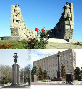 Памятники г. Таганрог