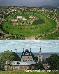 Памятники г. Белозерск