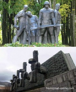Памятники г. Ельня