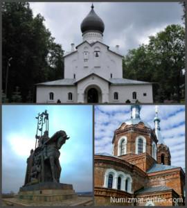Памятники г. Гдов