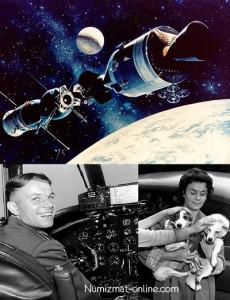 40-летие космического полета Ю.А. Гагарина