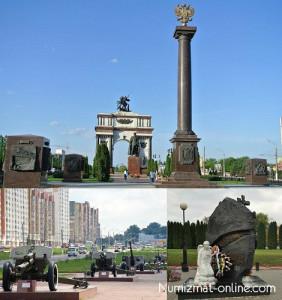 Памятники г. Курск