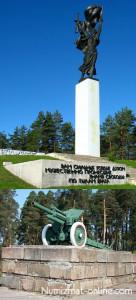 Памятники г. Луга