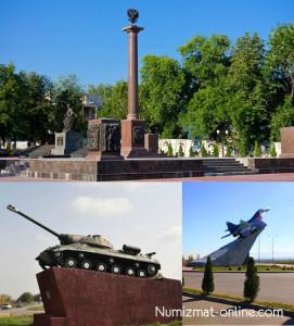 Памятники г. Малгобек