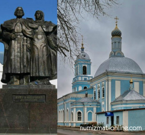 Памятники г. Муром