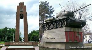 Памятники г. Нальчик