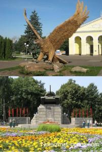 Памятники г. Ржев