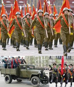 Парад 60 лет Победы