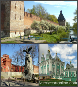 Памятники г. Смоленск
