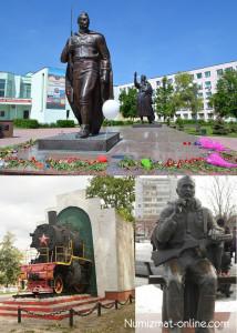 Памятники г. Старый Оскол