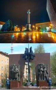 Памятники г. Тверь