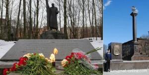 Памятники г. Выборг