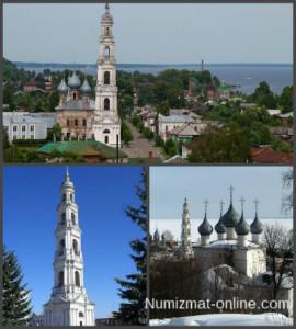 Памятники г. Юрьевец