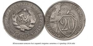 Монеты перепутки СССР