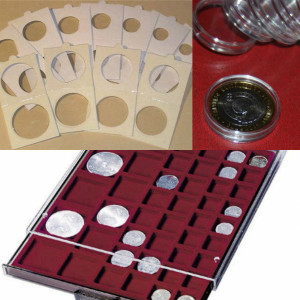 Аксессуары для хранения монет