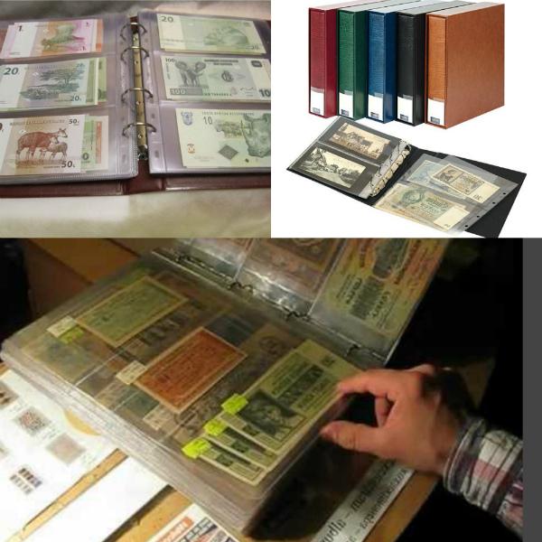 Альбом для коллекции монет и купюр магазин конрос в спб