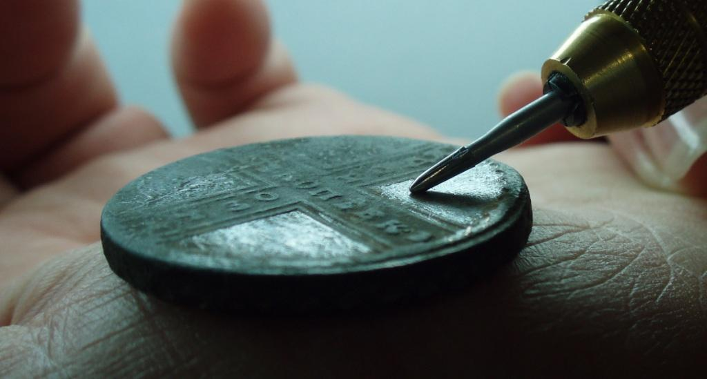 Чем чистить монеты в домашних условиях редкие монеты современной россии 2015