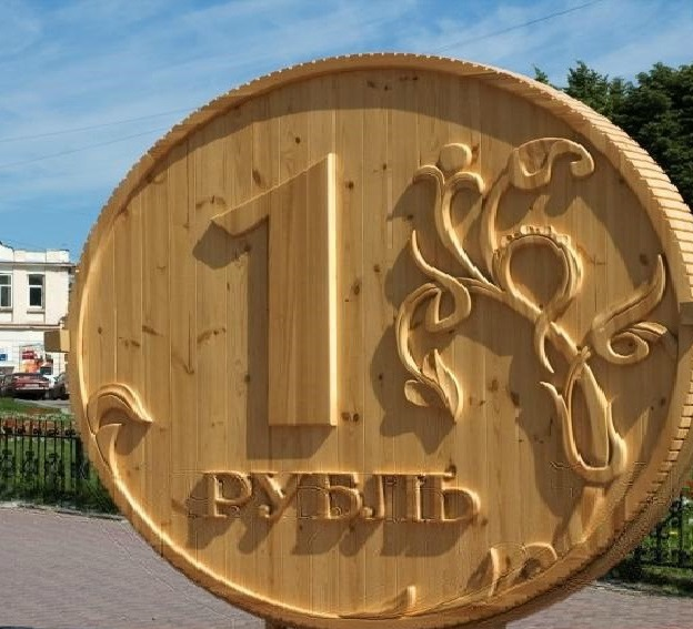 История рубля в России