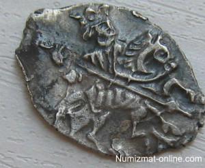 Монета чешуйка