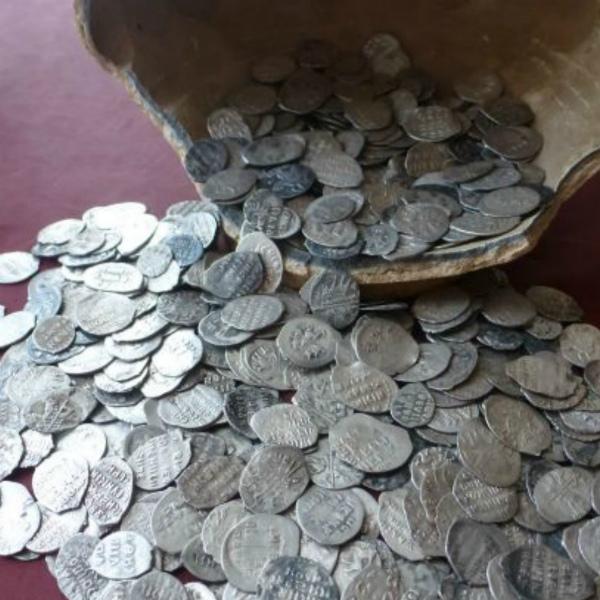Монеты допетровских времен