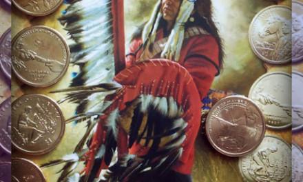 1 доллар США: Доллары Сакагавеи