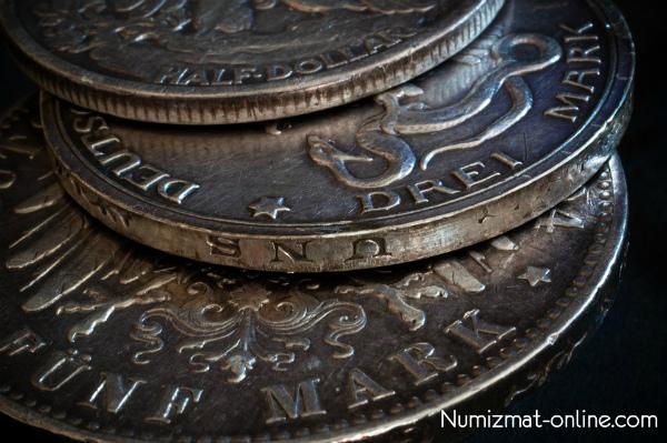 Реставрация и способы чистки монет