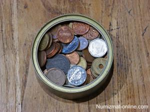 Как определить ценность монет