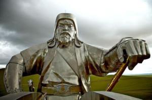 Поиск сокровищ Чингисхана