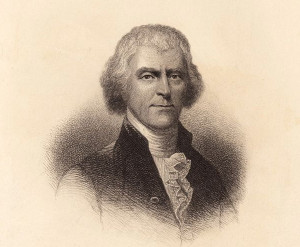 Третий американский президент Т. Джефферсон