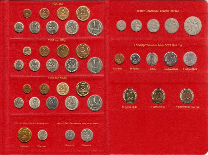 Альбомы для монет советского периода монеты россии справочник нумизмата