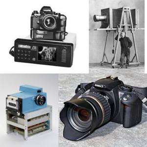История цифровой фотографии