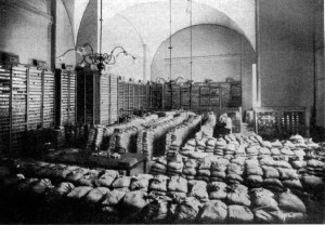 Хранилище государственного резерва 1910 год