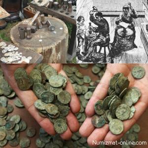 История монет России