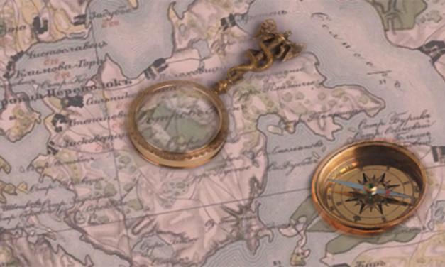 Карты кладоискателей